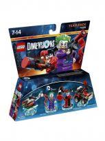 Herní příslušenství LEGO Dimensions: Team Pack - DC Comics (poškozená krabička)