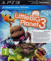Hra pre Playstation 3 LittleBIGPlanet 3