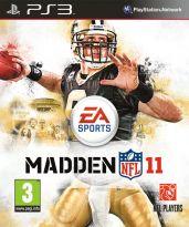Hra pre Playstation 3 Madden NFL 11