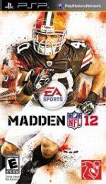 Hra pre PSP Madden NFL 12