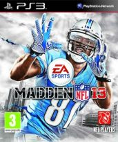 Hra pre Playstation 3 Madden NFL 13