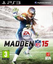 Hra pre Playstation 3 Madden NFL 15