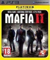 Hra pre Playstation 3 Mafia II CZ + 3 príbehové DLC + 4 tématické DLC