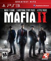 Hra pre Playstation 3 Mafia II EN + 3 príbehové DLC + 4 tématické DLC