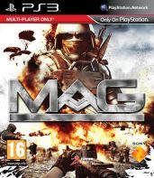 Hra pre Playstation 3 zrušené MAG
