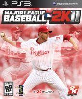 Hra pre Playstation 3 Major League Baseball 2K11