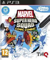 Hra pre Playstation 3 Marvel Super Hero Squad: Comic Combat - uDraw