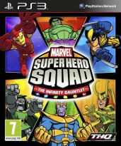 Hra pre Playstation 3 Marvel Super Hero Squad: Infinity Gauntlet
