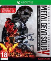 hra pro Xbox One Metal Gear Solid V: The Phantom Pain (Definitive Experience)