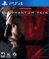 hra pre Playstation 4 Metal Gear Solid V: The Phantom Pain (D1 Edition)