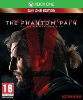 hra pre Xbox One Metal Gear Solid V: The Phantom Pain (D1 Edition)