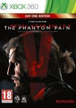 Hra pro Xbox 360 Metal Gear Solid V: The Phantom Pain (D1 Edition)