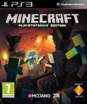 Hra pre Playstation 3 Minecraft: Playstation 3 Edition