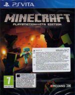Hra pre PS Vita Minecraft