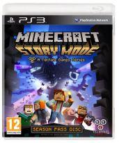 Hra pre Playstation 3 Minecraft: Story Mode
