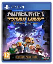 hra pre Playstation 4 Minecraft: Story Mode