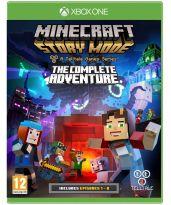 hra pre Xbox One Minecraft: Story Mode