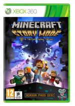 Hra pro Xbox 360 Minecraft: Story Mode