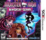 hra pre Nintendo 3DS Monster High: New Ghoul in School