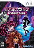 Hra pro Nintendo Wii Monster High: New Ghoul in School