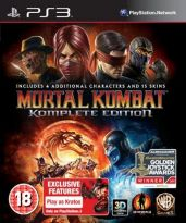 Hra pre Playstation 3 Mortal Kombat 9 (Komplete Edition)