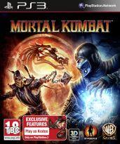 Hra pre Playstation 3 Mortal Kombat 9
