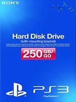 Príslušenstvo pre Playstation 3 250GB HDD pre PS3 + držiak