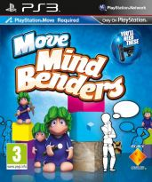 Hra pre Playstation 3 Move Mind Benders