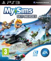 Hra pro Playstation 3 MySims SkyHeroes