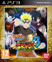 Hra pre Playstation 3 Naruto Shippuden: Ultimate Ninja Storm 3 Full Burst