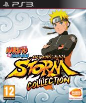 Hra pre Playstation 3 Naruto: Ultimate Ninja Storm Collection