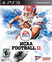 Hra pre Playstation 3 NCAA Football 11
