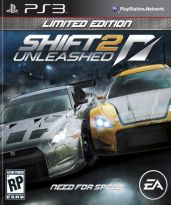 Hra pre Playstation 3 Need for Speed: SHIFT 2 Unleashed (Limited Edition)