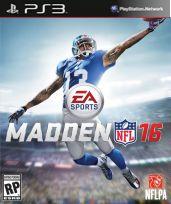 Hra pre Playstation 3 Madden NFL 16