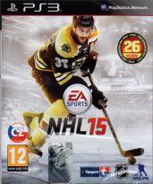 Hra pre Playstation 3 NHL 15 CZ