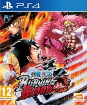 hra pre Playstation 4 One Piece: Burning Blood