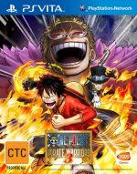Hra pre PS Vita One Piece: Pirate Warriors 3