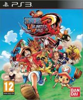 Hra pre Playstation 3 One Piece: Unlimited World Red