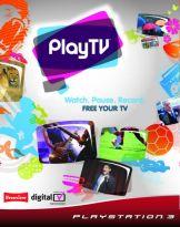 Pr�slu�enstvo pre Playstation 3 Play TV (PS3 DVBT Tuner)