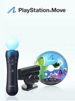 Príslušenstvo pre Playstation 3 Playstation Move - Starter Pack