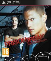Hra pre Playstation 3 Prison Break
