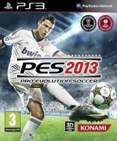 Hra pre Playstation 3 Pro Evolution Soccer 2013