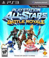 Hra pre Playstation 3 PlayStation All-Stars Battle Royale