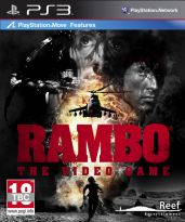 Hra pre Playstation 3 Rambo: The Video Game