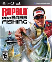 Hra pre Playstation 3 Rapala Pro Bass Fishing 2010