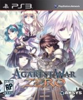 Hra pre Playstation 3 Record of Agarest War Zero