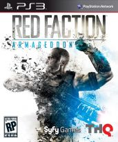 Hra pre Playstation 3 Red Faction: Armageddon