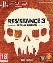 Hra pre Playstation 3 Resistance 3 (Special Edition)