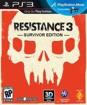 Hra pre Playstation 3 Resistance 3 (Survivor Edition)