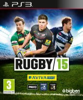 Hra pre Playstation 3 Rugby 15